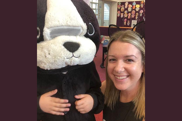 St Pius Catholic Primary School Enmore News and Events-students dresses up in animal costume